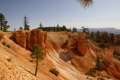 Bryce Canyon NP, the Queens Garden Trail